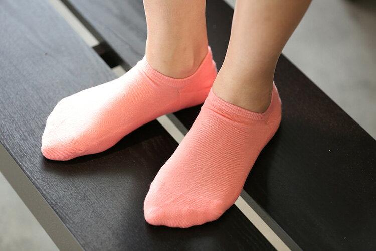 【玩襪WOW】OSBOR潮男潮女基本款,色彩低口襪毛巾底氣墊感,三雙入