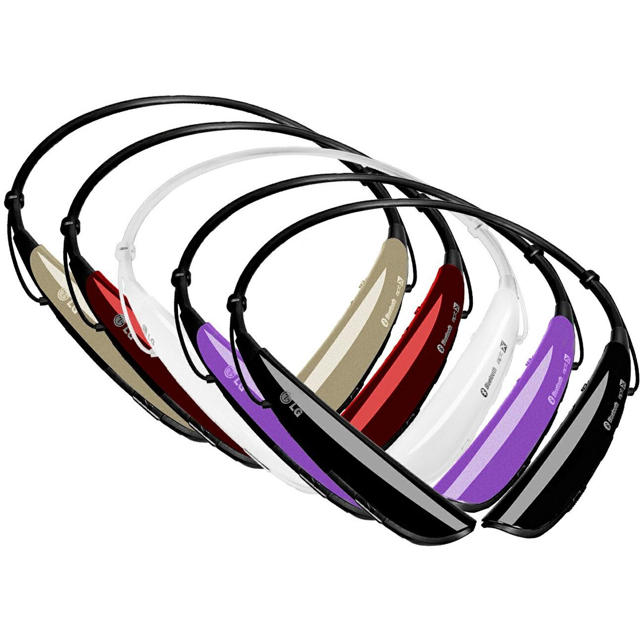 LG Tone Pro HBS-750 Wireless Bluetooth Stereo Headset HBS750