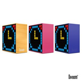 DIVOOMTimeBox智能LED音樂鬧鐘(藍牙喇叭)