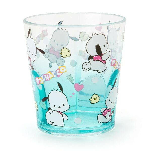 X射線【C315675】帕恰狗Pochacco塑膠杯280ml,水杯馬克杯杯瓶茶具湯杯玻璃杯不鏽鋼杯漱口杯