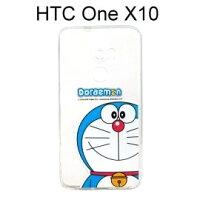小叮噹週邊商品推薦哆啦A夢空壓氣墊軟殼 [大臉] HTC One X10 (5.5吋) 小叮噹【正版授權】