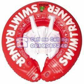 德國SWIMTRAINER ClassicFreds兒童學習游泳圈 0-4歲 (8-18kg)【紅色】