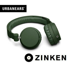 志達電子 Zinken Forest森林綠 Urbanears 瑞典設計 DJ耳罩式耳機 HTC Motorola iPhone samsung Sony