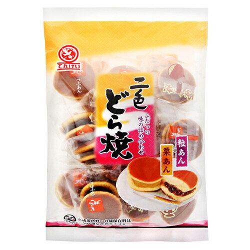 天惠雙色迷你銅鑼燒(265g) 紅豆&栗子綜合口味