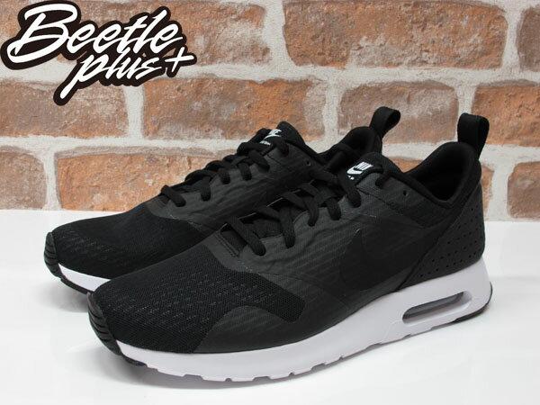 BEETLE NIKE AIR MAX TAVAS ESSENTIAL 黑白 殺人鯨 街頭 男鞋 慢跑鞋 725073-001 1