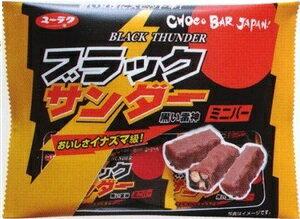 日本*黑雷神巧克力量販包173g