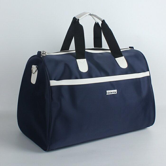 【快速出貨】旅遊包手提旅行包大容量防水可折疊行李包男旅行袋出差待產包女士創時代3C 交換禮物 送禮