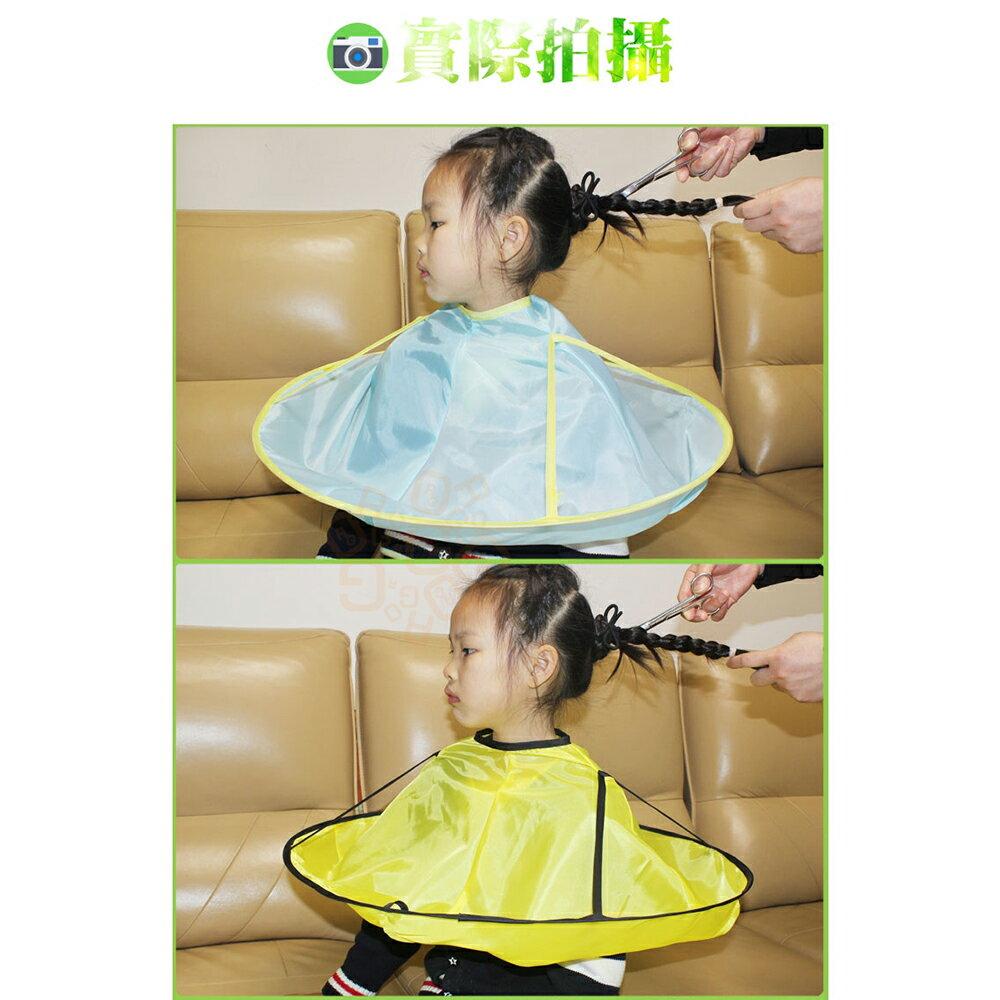 ORG《SD1464》頭髮不亂飛~DIY 剪髮斗篷圍兜 兒童 小孩 寶寶 剪髮圍巾 圍裙 理髮圍兜 理髮衣 嬰幼兒用品 3
