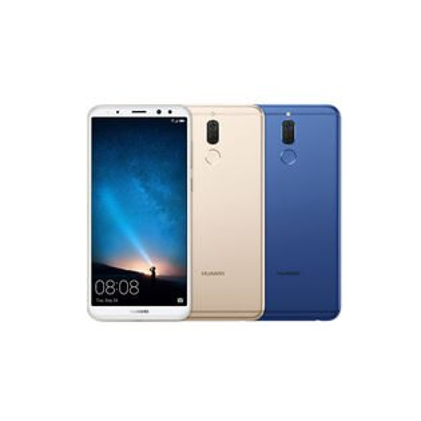 Huaweinova2i5.9吋智慧型手機3選1色(色號:金色黑色藍色)加贈黑人專業護齦抗敏感牙膏120g