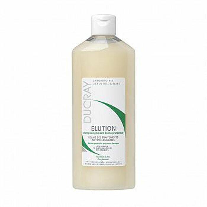 Ducray護蕾 控油舒敏洗髮精基礎型200ml 推廣瓶【德芳保健藥妝】 0