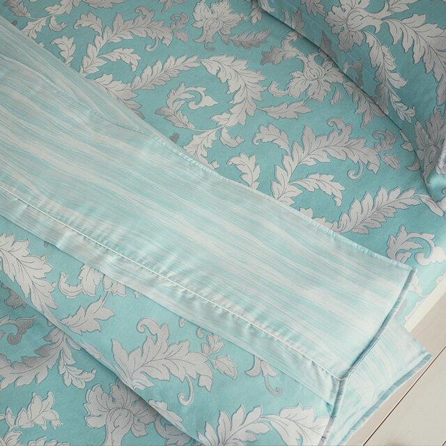 台灣製天絲60支紗【花草集】床包(兩用被套)四件組 / 雙人、加大尺寸   絲薇諾 2