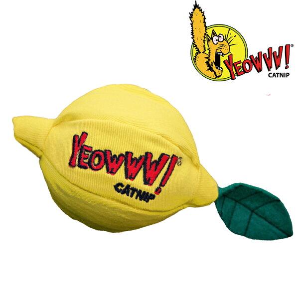 你和牠的幸福You and me:【YEOWWW】瘋狂貓檸檬球