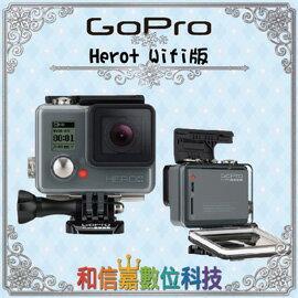 【極限攝影】和信嘉 GoPro Hero+ Wifi版 1080P 入門版 公司貨 原廠保固 運動攝影機 極限運動攝影