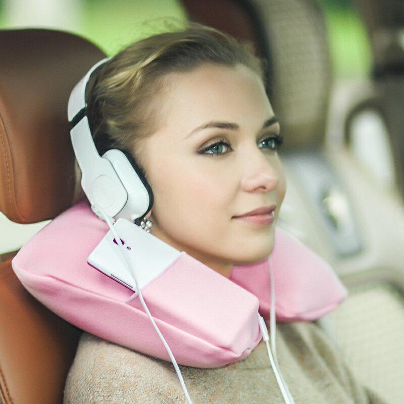 SAFEBET 充氣手機袋U型枕 (不挑色)