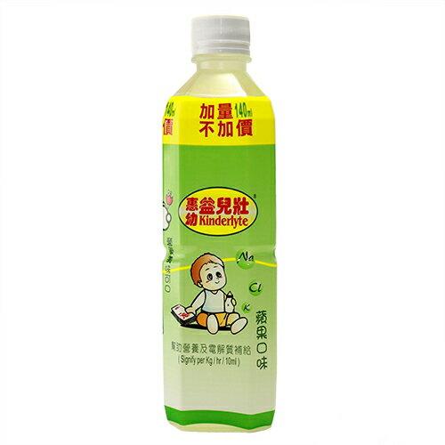 惠幼 益兒壯電解質/電解水飲品500P(蘋果)【德芳保健藥妝】