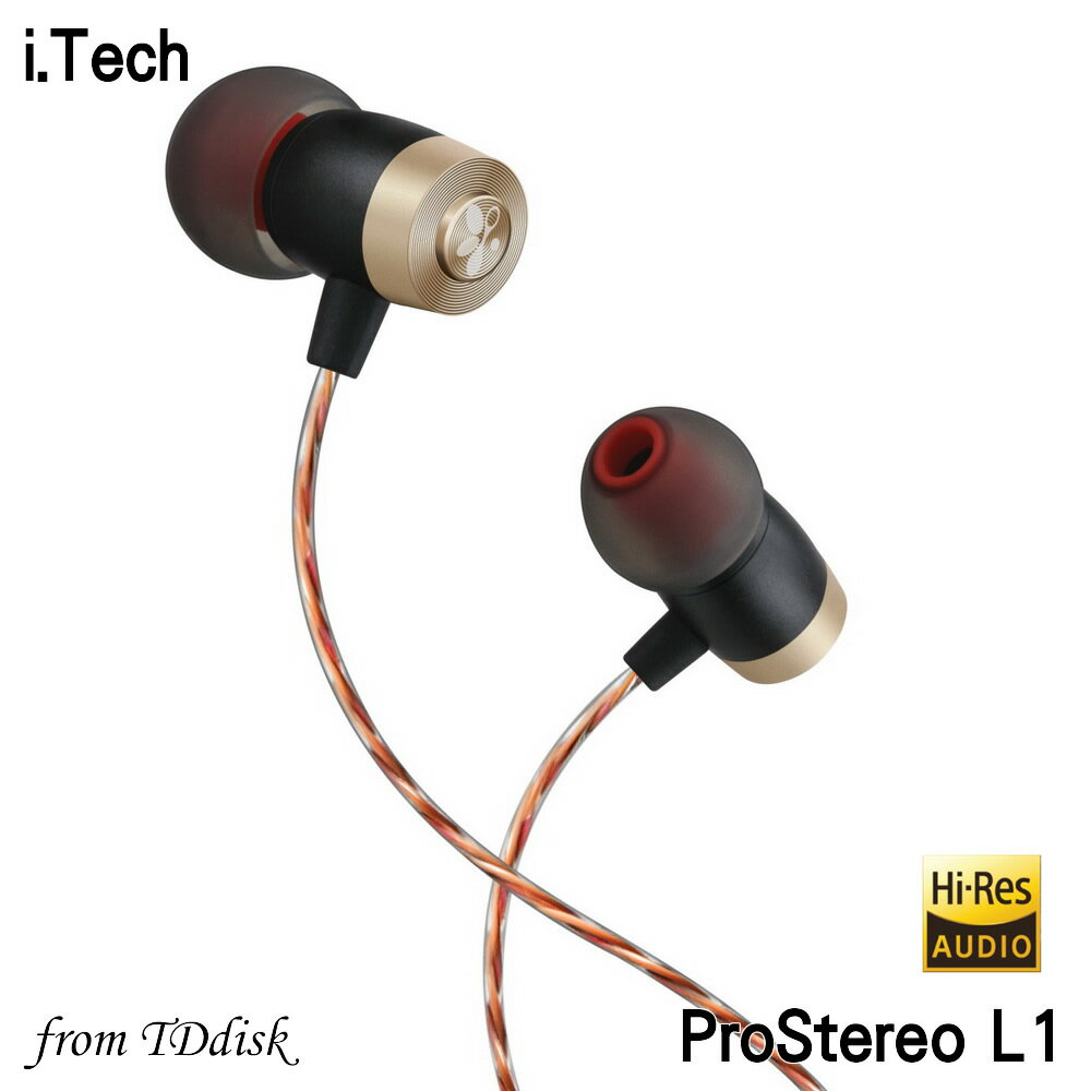 <br/><br/>  志達電子 ProStereo L1 i-Tech 耳道式耳機麥克風 相容Android Apple iOS 智慧型手機<br/><br/>