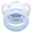 『121婦嬰用品館』NUK Rose&Blue矽膠安撫奶嘴(初生) - 藍 2入 0