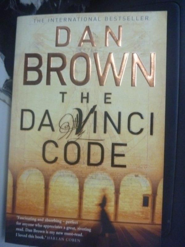 ~書寶 書T2/原文小說_WFJ~The Da Vinci Code_Dan Brown
