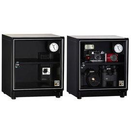 防潮家電30公升 AD-45 收藏家電子防潮箱 免運費 五年保固 單眼相機防潮/發霉/除濕/乾燥 4P四保科技