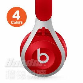 【曜德★送收納袋】Beats EP 紅 耳罩式耳機 iOS專用線控通話★免運★