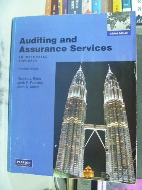 ~書寶 書T5/大學商學_PFK~Auditing and Assurance Servi