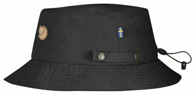 Fjallraven 瑞典北極狐 Marlin MT 復古圓盤帽/獵裝帽/軍裝遮陽帽 79243 030深灰