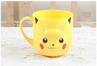 Pokemon:精靈寶可夢到X射線【C064792】神奇寶貝 寶可夢 皮卡丘 塑膠水杯280ml,水杯/馬克杯/杯瓶/茶具/湯杯/玻璃杯/不鏽鋼杯