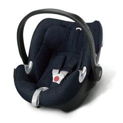 Cybex ATON 5 嬰兒提籃型安全座椅/ 嬰兒汽座- 深夜藍 2018