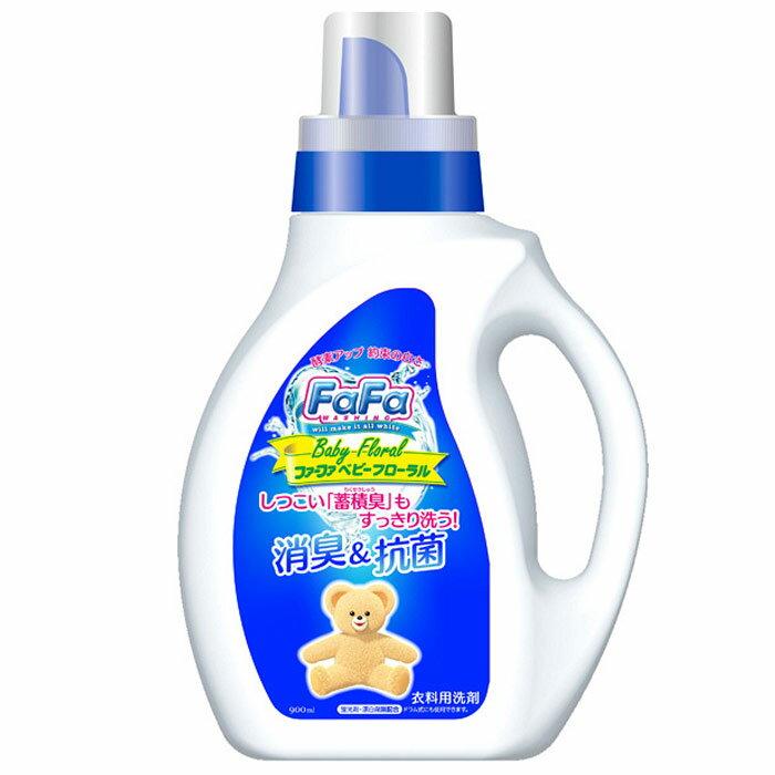 【NS FAFA】小熊洗衣精900ml (嬰兒花香)