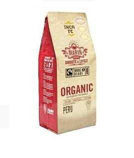 印加樂活有機咖啡豆(馬蘭莊園)200g包