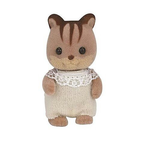 《森林家族-日版》紅松鼠嬰兒