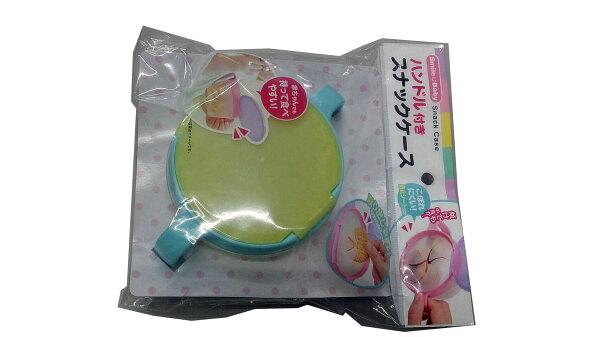 Baby零食杯點心杯藍綠粉紫『121婦嬰用品館』