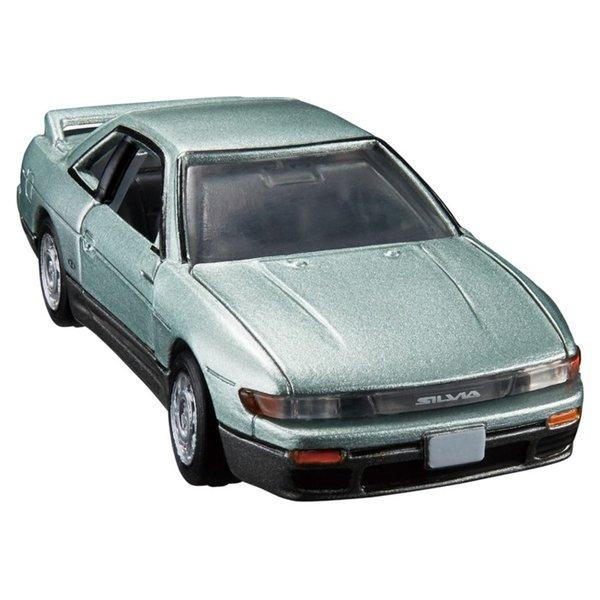 大賀屋 日貨 8 日產 Silvia Tomica 多美 小汽車 多美小汽車 合金車 玩具車 正版 L00011189