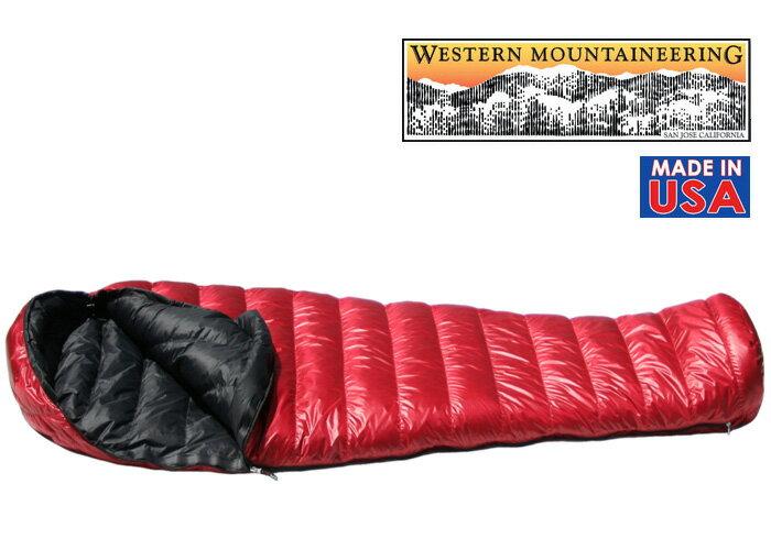 鄉野情戶外休閒專業中心 【Western Mountaineering 美國】SummerLite 850FP 超輕量羽絨睡袋 適溫0°C M-180公分 (WM...