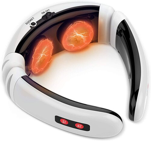 【現貨】Neck Massager 頸部按摩器/過熱保護/自動關閉 KL-5830