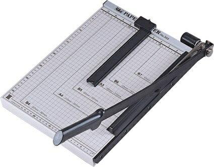 【LIFE】B3 A3 B4 A4 B5 鐵製 裁紙機/裁紙器/切紙機/切紙器