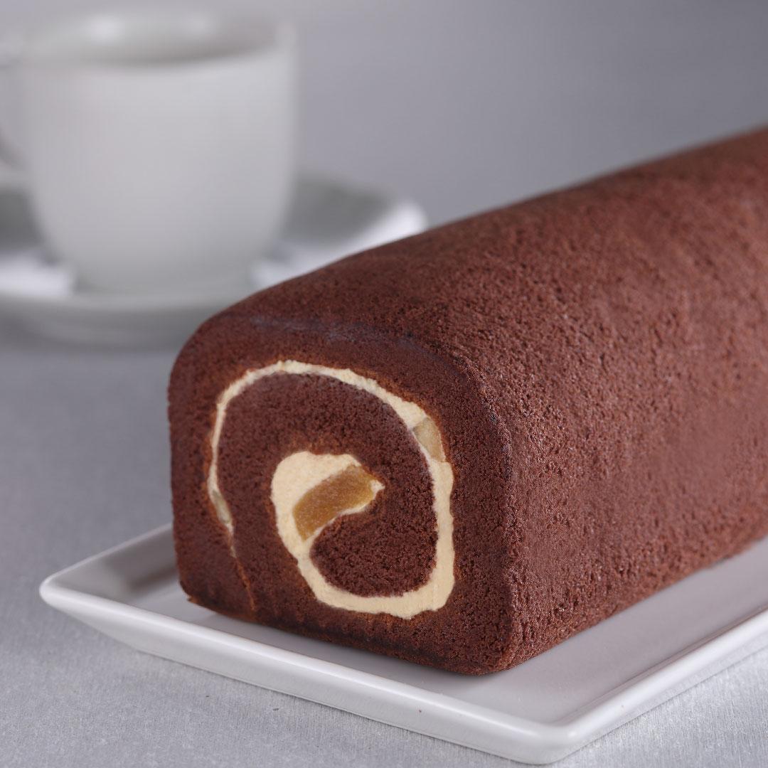 【不二緻果-高雄不二家】巧遇夏娃 ★巧克力蛋糕與焦糖蘋果的完美結合★港都81年老店 0