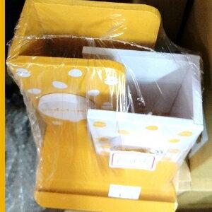 美麗大街【106080211】蛋黃哥桌面可愛筆筒收納盒文具盒