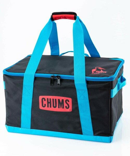 【毒】CHUMS Foldable Box M 收納盒 藍色