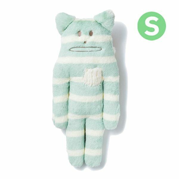 宇宙人 好眠 小抱枕 娃娃 玩偶 S號 帽子貓咪 Good Sleep Craftholic 日本正版 該該貝比日本精品 ☆