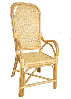 【台南關廟】   雙護腰老人椅一般型 /  教師藤椅 / 手工藤椅 0