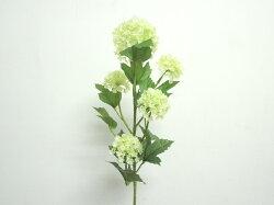 ★超低價★PVC 五花雪球花-淺綠 / 人造花 空間 景觀 佈置 造景