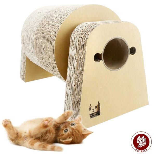 BoxMeow瓦楞貓抓板-喵來運轉(CS029)5217SHOPPING
