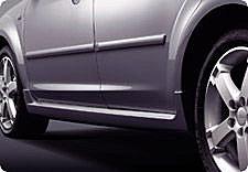 2P032 莫名其妙倉庫【原廠款 Focus 側裙】Ford 福特Focus 05~11 1.8 2.0 TDCi ST RS 襯裙 4D 5D