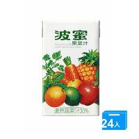 波蜜果菜汁250ml*24入/箱【愛買】 0