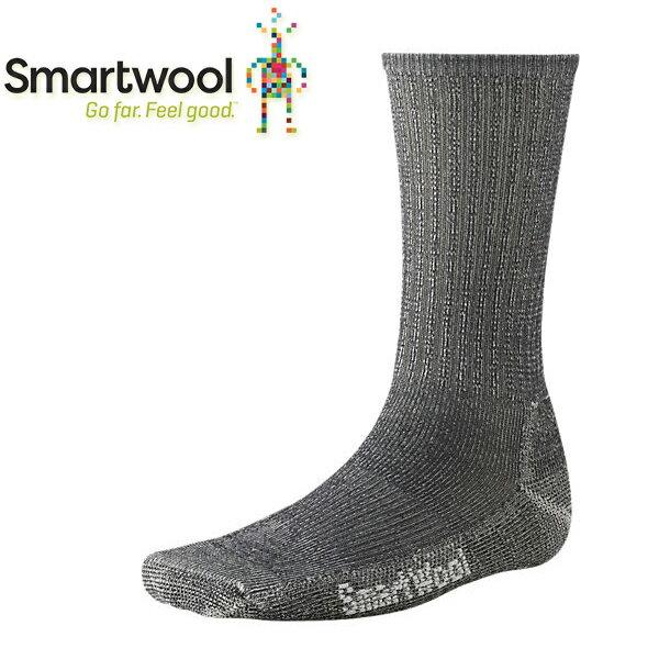 【【蘋果戶外】】Smartwool SW129 043 灰 徒步輕量級避震型中長襪 登山襪 美國製造 美麗諾羊毛襪 排汗襪 保暖 吸濕 抗臭