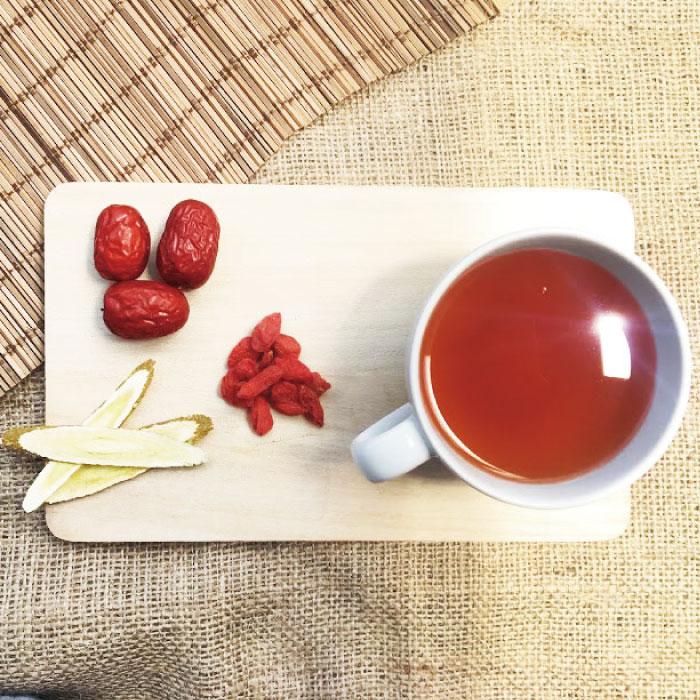 紅棗枸杞茶 (12g*10入) 養生茶 花草茶 花茶 無籽紅棗