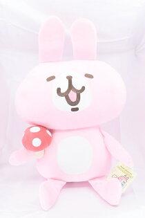 X射線【C573725】卡娜赫拉Kanahei18吋玩偶-香菇,絨毛填充玩偶玩具公仔抱枕靠枕娃娃