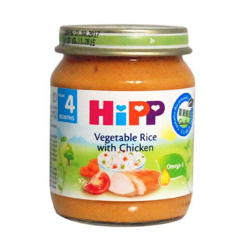 HiPP喜寶天然蔬菜雞肉全餐