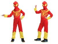 蝙蝠俠與超人周邊商品推薦GTH-1740閃電蜘蛛小超人裝化裝舞會表演造型派對服(S.M.L.XL)
